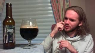 Beer Review #927: Põhjala Pruulikoda - Mets Black Forest IPA (Estonia)