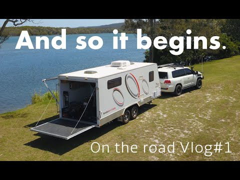 Jan 2020 - BBA on the road Vlog #1