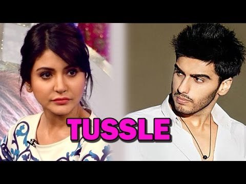 Arjun Kapoor And Anushka Sharma's Fight On Social Networking Site | Bollywood News video