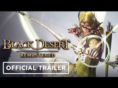 Black Desert Online - Official Live Action Trailer
