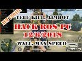 ROS   Update P2 Tele kill, Wallhack, AimBot, Speed   Cách Hack Rules of survival PC how to hack ROS
