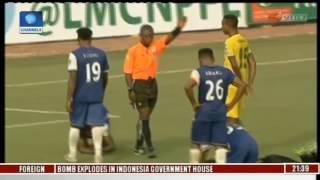 Sports Tonight: Updates From NPFL 27/02/17 Pt 1