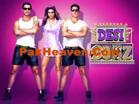 desi boyz .title song Make Some Noise For The Desi Boyz - Desi Boyz (2011) Full HD Audio Song
