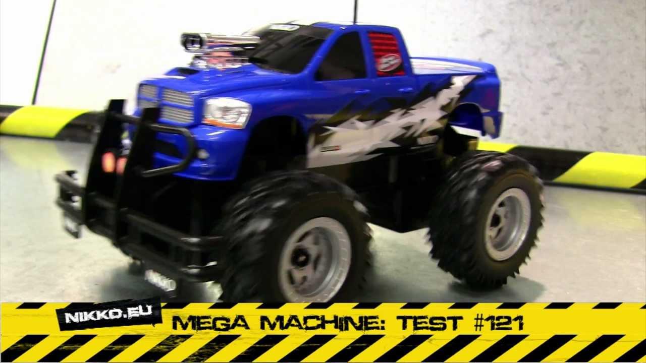 Mega Machines Mega Machine Nikko Test Squad