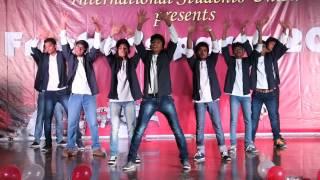 Fresher's Party - Tamil Pasanga Dance - 2015