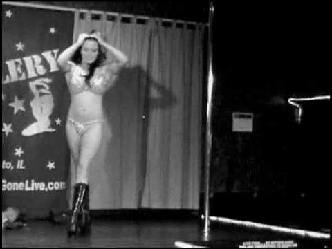 Shay Lynn Performing at Miss Nude International Pageant - Gallery Nude Strip ...
