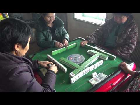 Китай. Нелегальное казино в северной деревне