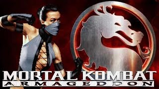 Mortal Kombat Armageddon - Khameleon (KAF) Playthrough - Max Difficulty - No Losses (Commentary)