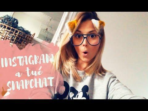 FAQ : J'arrête Snapchat ? Instagram a tué Snapchat thumbnail