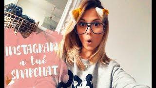 FAQ : J'arrête Snapchat ? Instagram a tué Snapchat