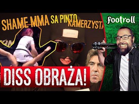 DISS OBRAŻA: FAME MMA, Kamerzysta, Sa Pinto i inni