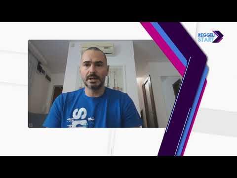 DIGI Sport, Reggeli Start - Marko Krivokapics