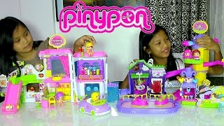 Pinypon Theme Park, Pinypon Shopping Center and Car - Kids' Toys