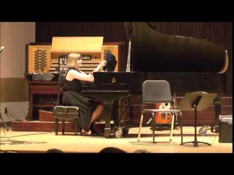 Ashlyn Stokosa - Allegro School of Music Recital - 05/31/2014