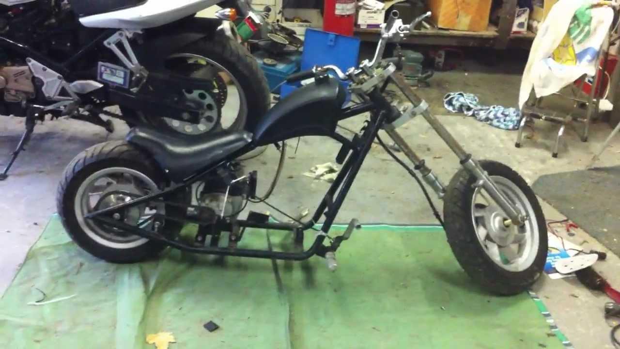 Harley Davidson Cc Mini Bike