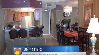Unit 1113-C Summerhouse Panama City Beach Vacation Condo