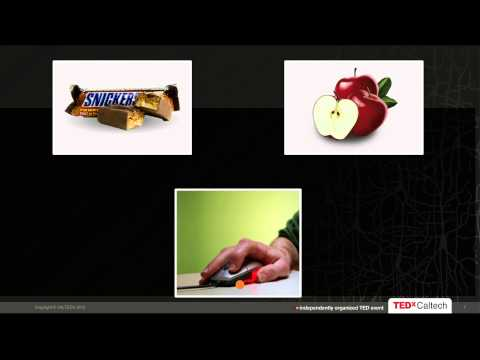 Hand Movements and Food Choices: Tong (Joy) Lu at TEDxCaltech