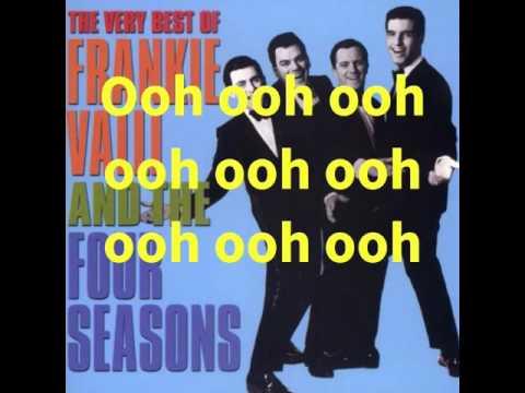 Rag Doll - The Four Seasons - Lyrics