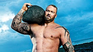Day In The Life of The World's Strongest Man