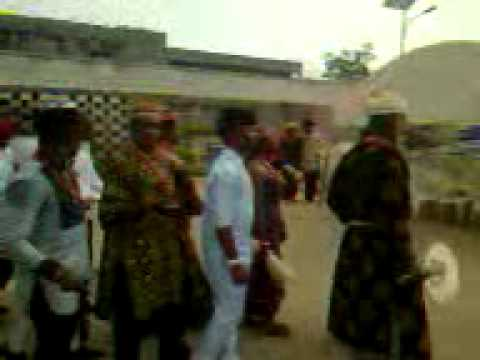 ENUGU PEOPLE'S CULTURAL DAY AT UNIVERSITY OF BENIN, NIGERIA.