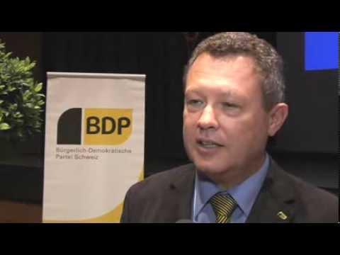 BDP steigt in den Regierungsratswahlkampf für 2010