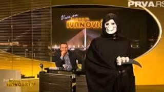 Srdjan Dincic kao sablasni kosac (stand-up)