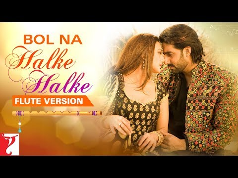 Flute Version: Bol Na Halke Halke | Jhoom Barabar Jhoom | Shankar-Ehsaan-Loy | Gulzar | Vijay Tambe