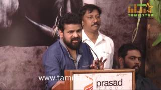 Santhana Devan Movie First Look Launch