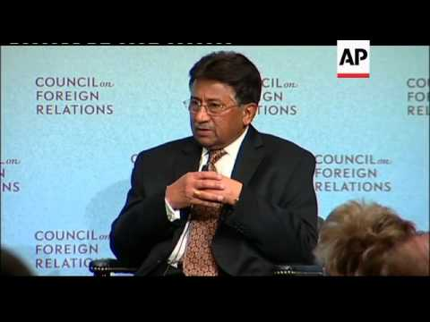 Former president of Pakistan criticises India's role in Afghanistan