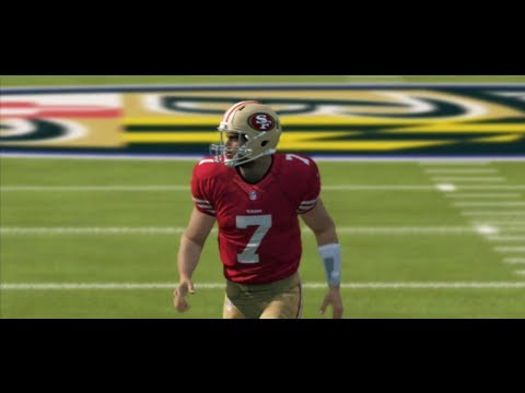 How to Not Stop the 49ers in Madden NFL 13 - Madden 13 Online Gameplay (49ers vs Ravens)