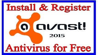 How to Download & Install Avast Free Antivirus 2015