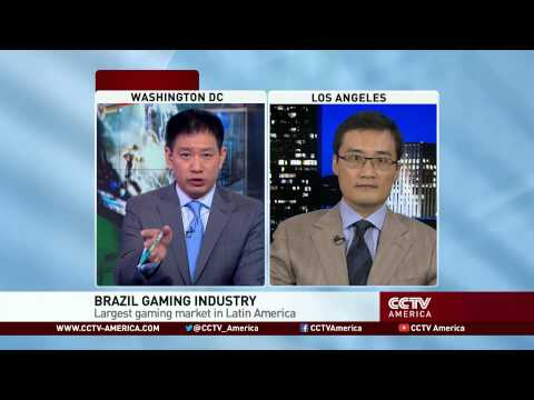 Michael Cai talks about gaming sector in Brazil