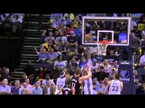 Memphis Grizzlies 2014-15 Playoffs Mix