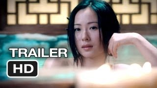 The Four - The Four Official Trailer #1 (2013) - Yifei Liu Action Movie HD