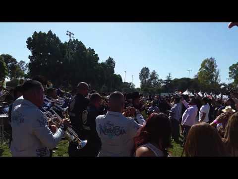 Récord mundial de Bandas en South Gate California