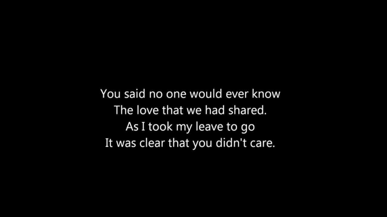 Mumford and Sons - Where Are You Now - Lyrics on screen