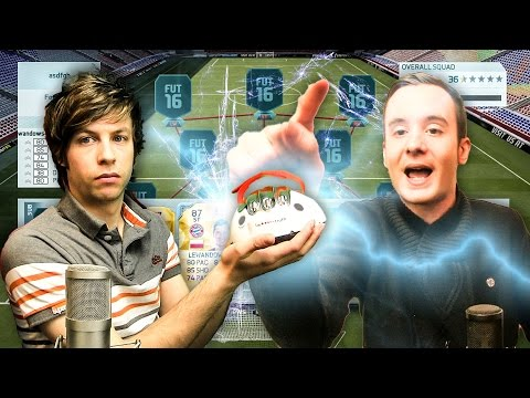 THE LIE DETECTOR TEST!!! - FIFA 16 Ultimate Team