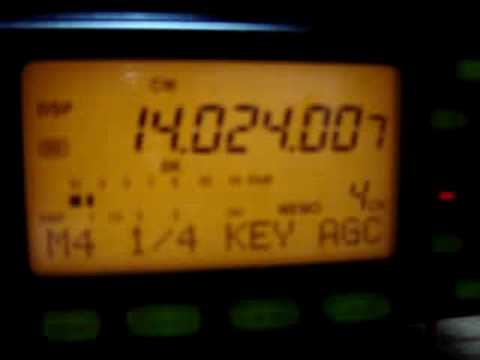 Icom 703 Low Power Radio DX Contact