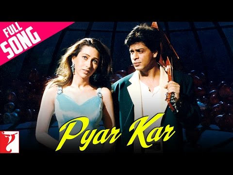 Pyar Kar - Song - Dil To Pagal Hai - Shahrukh Khan | Madhuri Dixit Music Videos