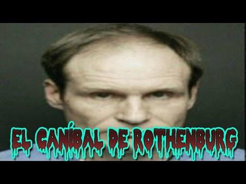 CASO REAL DE CANIBALISMO | EL CANÍBAL DE ROTHENBURG - ARMIN MEIWES