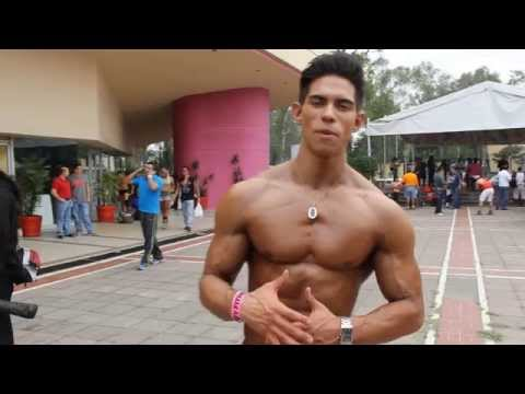 FV Campéon absoluto Sport Model, Musclemania México 2013