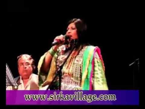 BIBI SHIRINI - PASHTO CONCERT BY SHARON