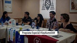 Programa Especial #SoyAlumniUAH ·  Open Day UAH 2019