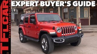 Watch This Before You Buy A New Wrangler: 2018 Jeep Wrangler JL Expert Buyer's Guide