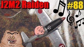 HuuurpThunder 88: J2M2 Magoo (War Thunder)