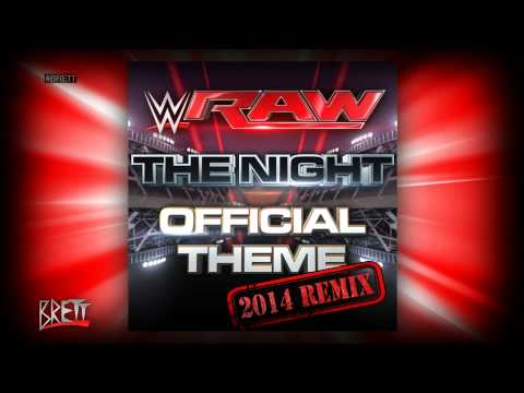 Wwe: the Night (2014 Remix) [itunes Release] By Cfo$ ► Monday Night Raw New Theme Song video