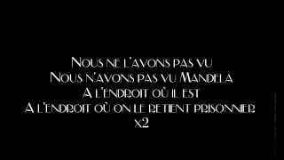 Asimbonanga Mandela Johnny Clegg Traduction Française Hd