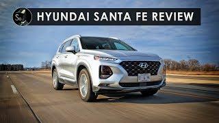 2019 Hyundai Santa Fe Review   High Effort Pays Off