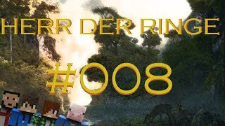 Minecraft Herr der Ringe #008 - In der Zwergen Mine - (GameBrosLPT/HD)