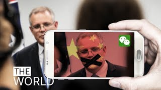 WeChat's role in Australia raising difficult questions | ABC News